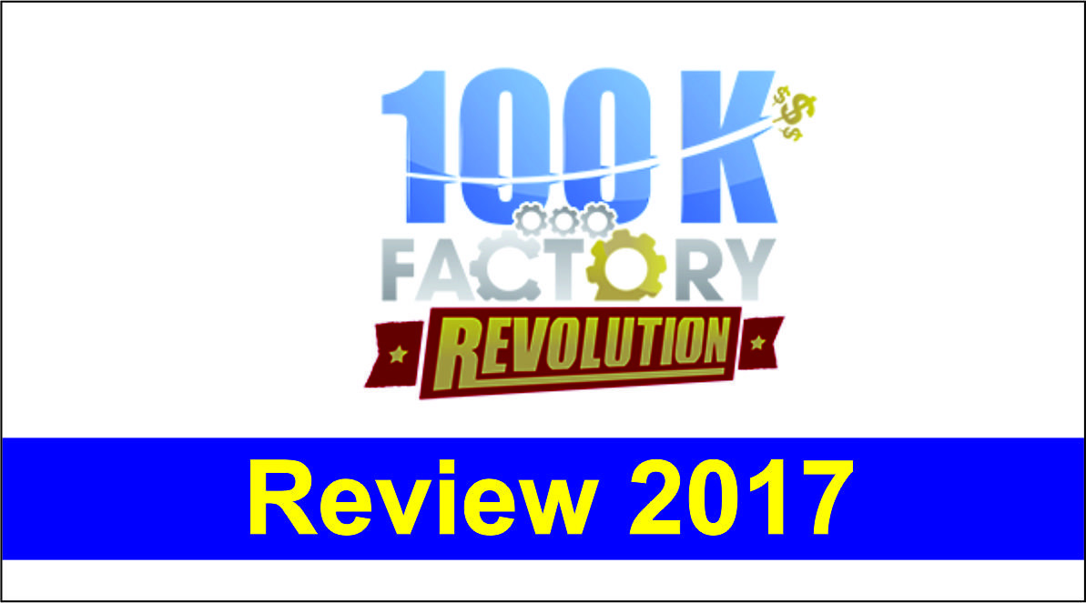 100k Factory Review 2017
