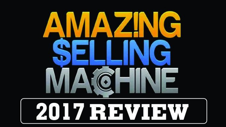 amazing selling machine reviews