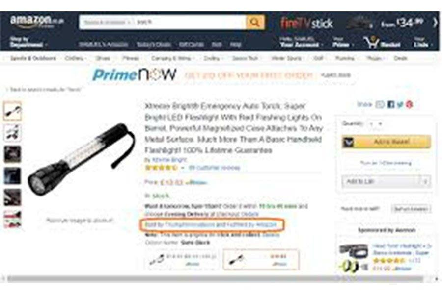 Set Up Your Amazon Product Listing