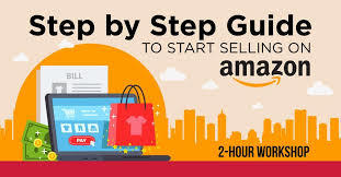Sell On Amazon Step By Step