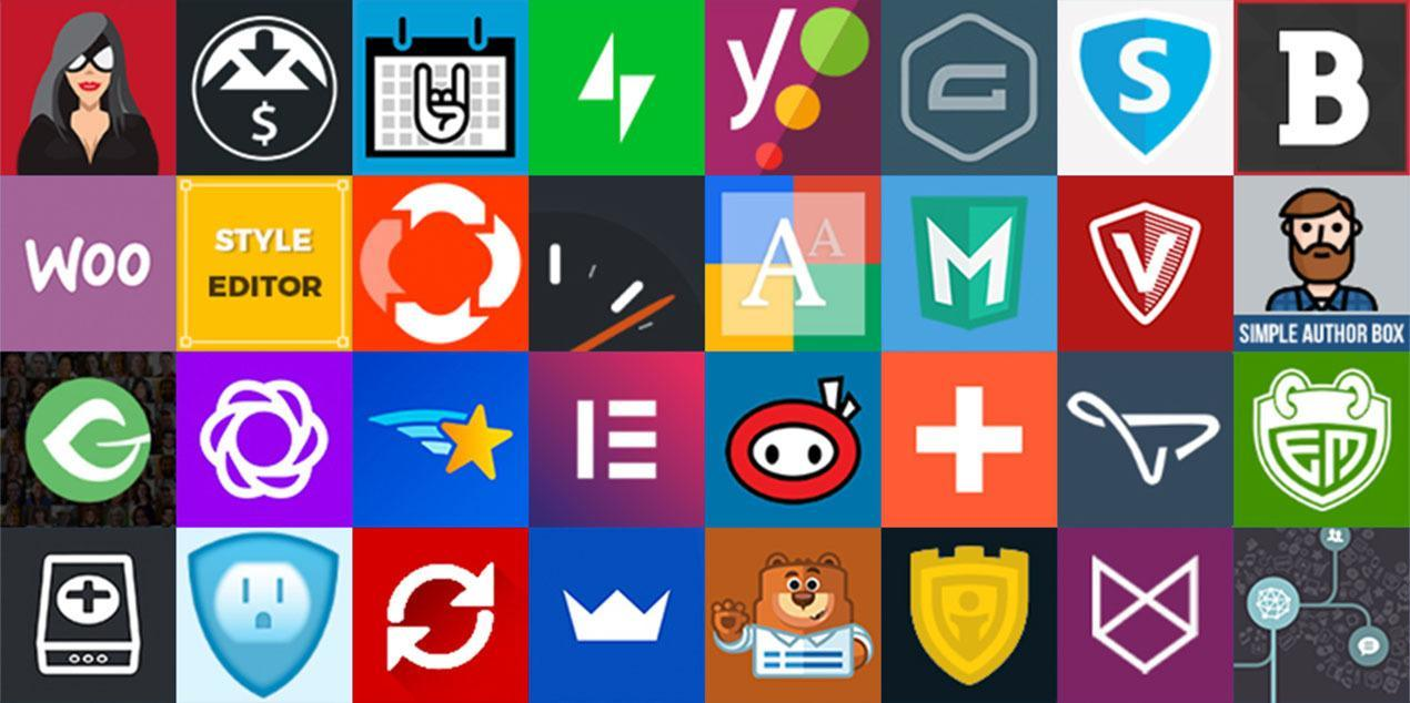 kinds of plugins