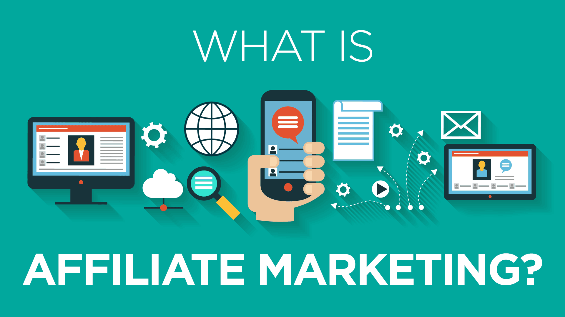 Affiliate Marketing For Beginners in 2020