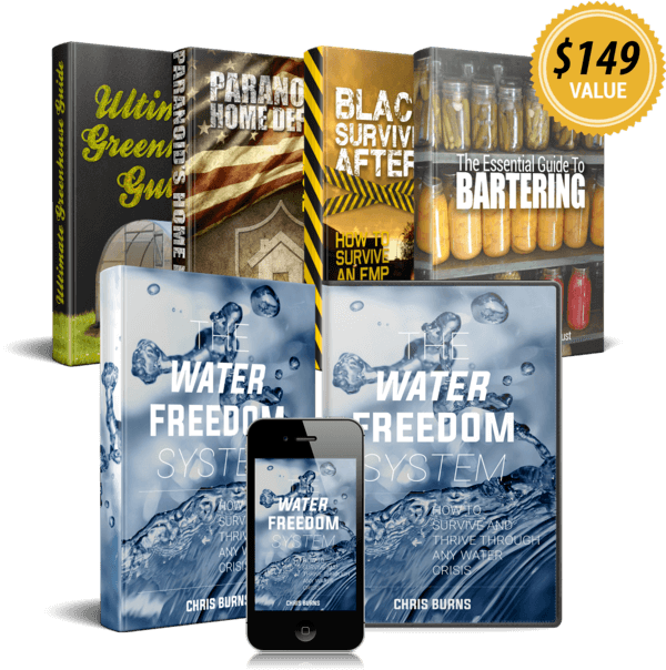 water freedom system price