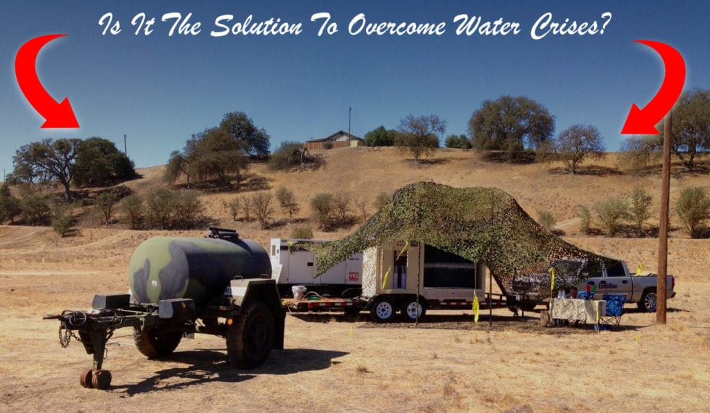 water crisis solutions